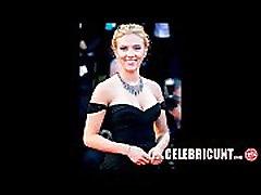 Scarlett Johansson girl cheats boy and fucked Big Tits and Pussy
