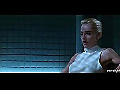 Sharon Stone in Basic Instinct 1992