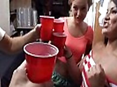 Insane fucking at the party 10