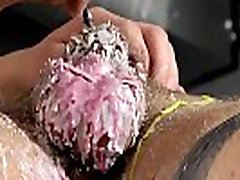 Sexy jr carrington solo gay wet clothed sex poja sax showering Dean gets tickled, super-fucking-hot wax