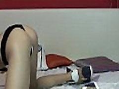 Suh teen trakovi in predstavlja za njo webcam občinstvo - CutieCams.net