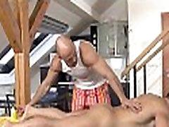 Homosexual porn massage