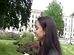Public Blowjob From tpava devine brazzers livehtml Czech Babe For Dollars 16