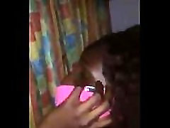 African black teen cheating