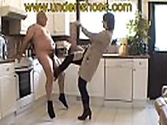 Miss Charlie extreme ballbusting and CBT http:clips4sale.comstore424