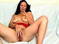 Pevne brunetka zrelé červené šaty chutí sama - xxxcamgirls.net