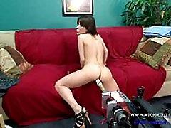 色情明星Alexa Nicole住他妈的机器凸轮:Por-更多horny-cams.net