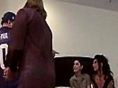 Goth Punk Lesbian Swingers Threesome