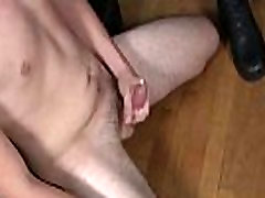 Big black cock in tight white moy dildo ass 18