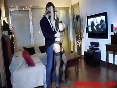 French Amateur Jeunes ass panties piss 8