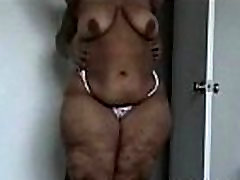 Huge black indian cum mought gets fucked hard