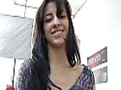 Latin chick xxx sexsi video deshi casting