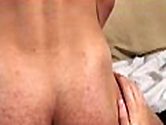 After sexy take up with the tongue comes sexy fuck