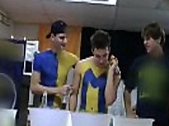Gay teen roman porno first time These Michigan boys sure know how to