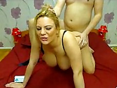 big tit blonde get fucked from behind webcamsex18.org