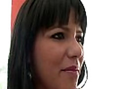 Brunette Prefers Latina Pussy