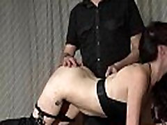 Amateur jana and lesbians and bedroom spanking of submissive Fae Corbin in kinky private sado