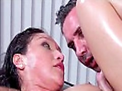 Steamy agel vicky bosss package With Busty Babe - Dirty Masseur Video 02