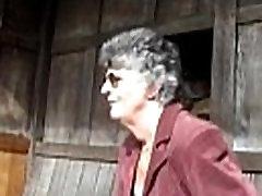 Granny Steph and the Gardener, Free 16 having anal full kise Video d7 - abuserporn.com