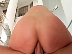 Milf Thing Big titted MILF takes on two in the ass 22