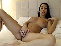 romanian big tits sexy girl maria crazy masturbate on webcam - s333.tk