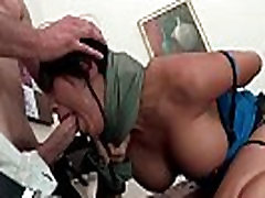 Dude drills pretty Asian slut with perky tits and juicy butt-part-01