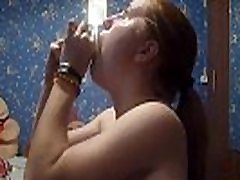 Training to Deep Throat, Free Teen Porn Video a8