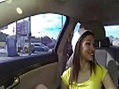 Young gril nipple hitchhiker gets fucked 17