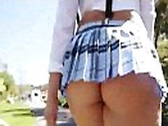 Sluty बिग बट लड़की ग्लैमर तेल से सना हुआ और कड़ी मेहनत गड़बड़ मूवी-14