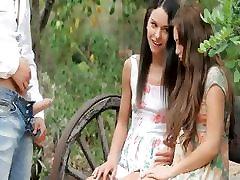 shocking outdoor pragya and abhi porn anal threesome