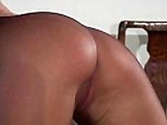 Sexy quim in black hose