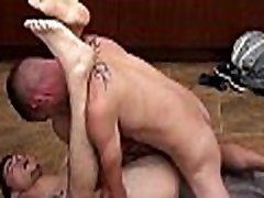 Sexy homosexual guys like to do it hard