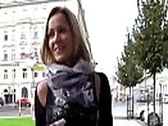 Avalik Pikap Tšehhi Tüdruk Saada Fucke Väljas 09