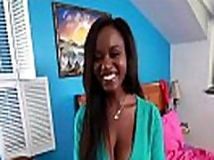 Black Amateur Makes webcam penis small With Some Lucky Prick