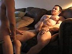 Musclegod dominates and fuck tita ko pinoy twink