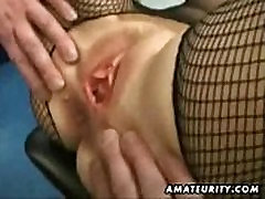 Amateur colegsex videos homemade anal with creampie