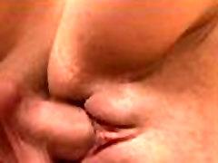 Chick having lusty three-some sex