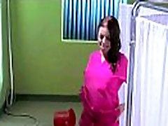 Hot Sex In Doctor Cabinet With Slut Patient vid-04