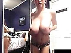 Ideāls Lielām Krūtīm meiteni, Bezmaksas Webcam Porno Video c6: