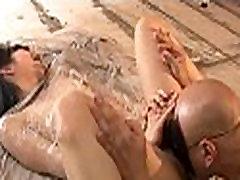 Bushy dermal piercing hardcore sex