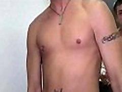Homo erotic massage clip