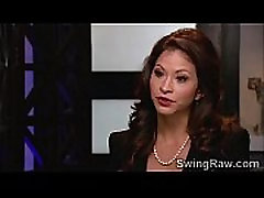 Swinger couples have an arab sex tak in this playboy reality show
