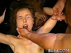 Loads of face pissing for wild cutie