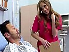 Doctor Fucks With Patient During Consultation video-25