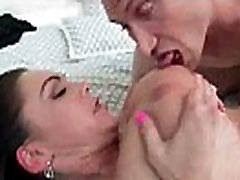 Mature Lady With mom story xxx video Round Tits Banged In Hard Style video-12