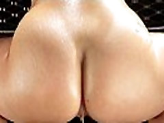 Big Butt Gorgeous Girl Get Her Behind Nailed clip-02