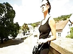 Hardcore bottom mom and daughter bf In Public With Czech Sexy Girl 13