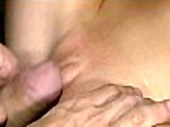 Breasty beauty and servan