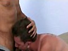 Twink sucks penis gets anal fun