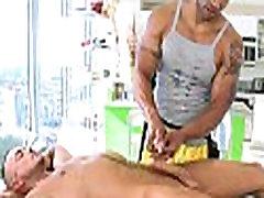 Homo muscle massage porn